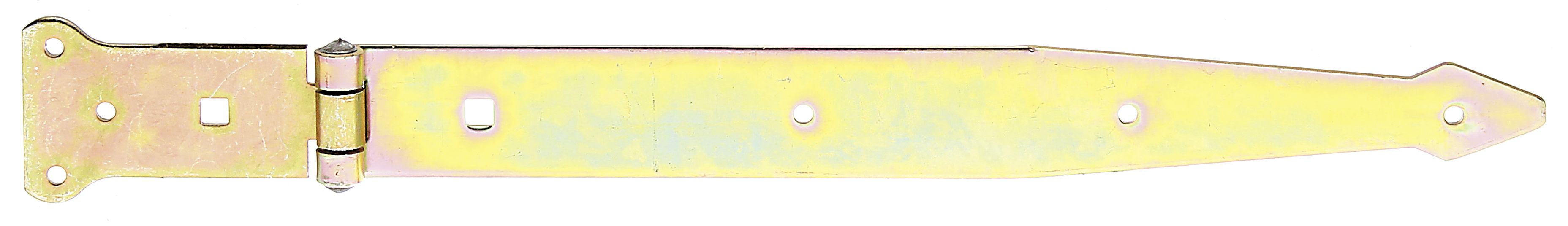Петля для ворот,Gah Alberts, навесная, оцинкованная, 395x45 мм петля дверная gah alberts 310714