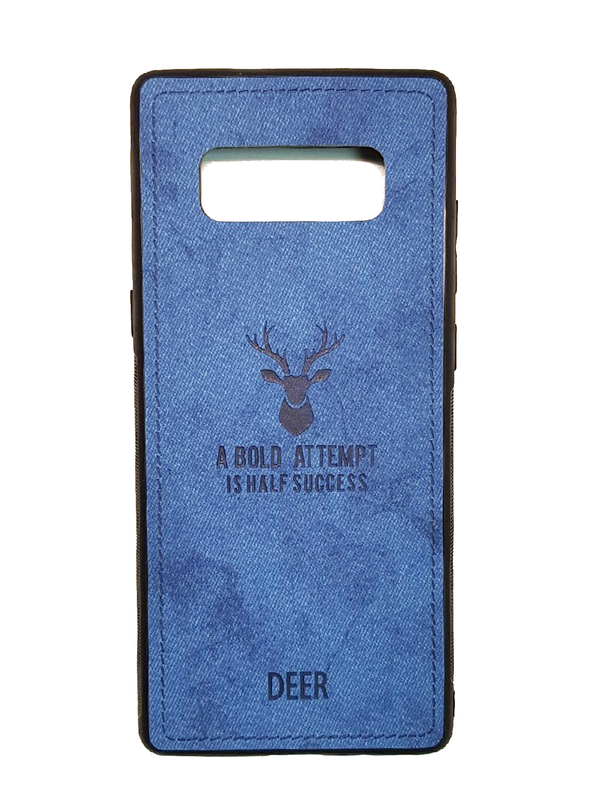 Чехол для сотового телефона Face Idea Samsung Note 8, синий
