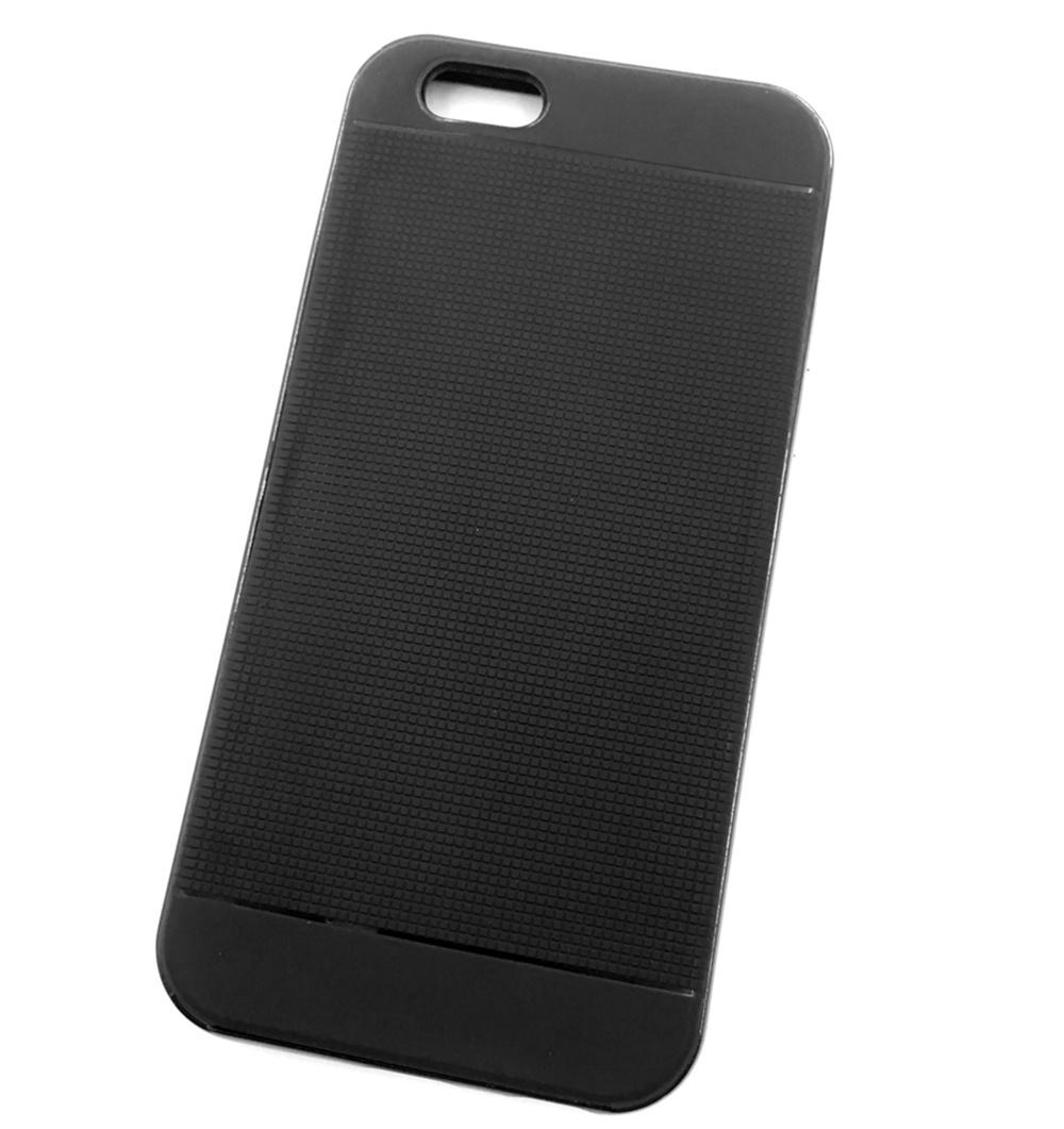 Чехол для сотового телефона Мобильная мода iPhone 6/6S Накладка Slim Armor, черный чехол накладка dbramante1928 london для iphone 8 7 6s 6 материал натуральная кожа пластик цвет черный