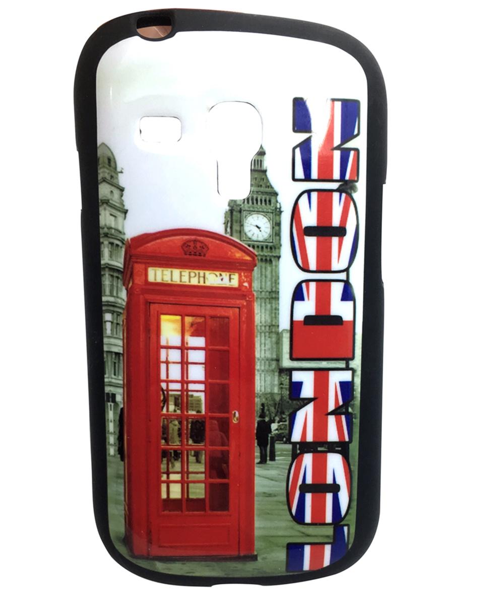 Чехол для сотового телефона Мобильная мода Samsung S3 mini Накладка силиконовая с рисунком
