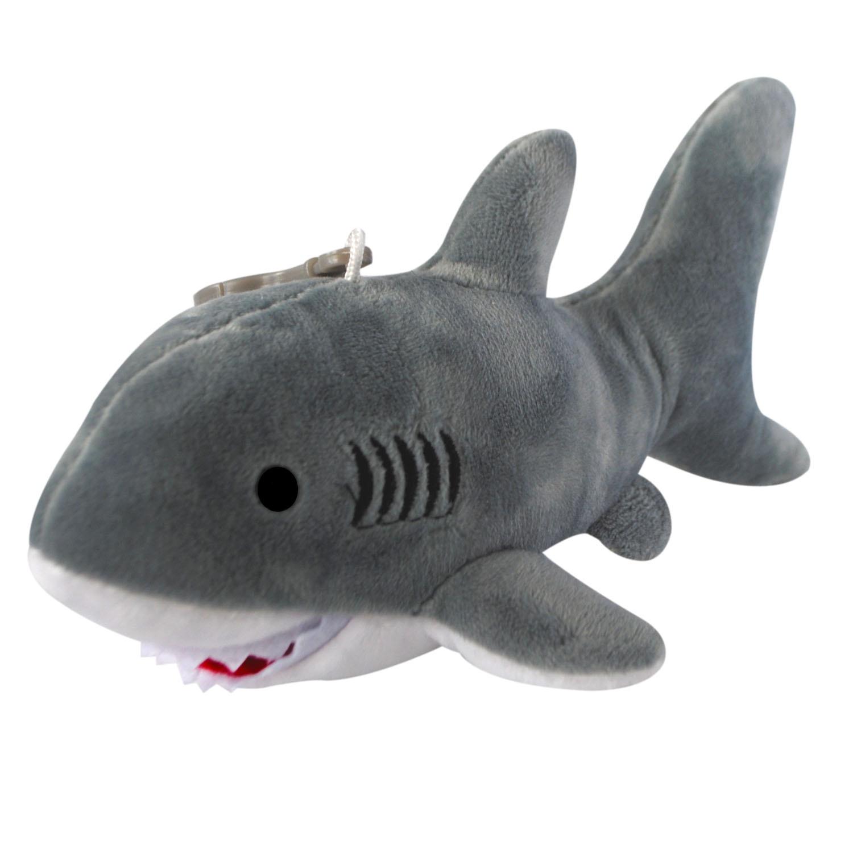 Мягкая игрушка АБВГДЕЙКА акула серыйSW0365Зубастая акула с давних времен вызывает трепет и восхищение у человека. С таким животным лучше дружить. Мягкая игрушка акула Блад во многом похожа на свою живую копию. Особенно зубами и грозными дугами бровей. Подружиться с ней очень просто. Отличный дизайн и реалистичность рисунка в сочетании с высококачественными материалами - с лихвой окупят Ваш выбор.