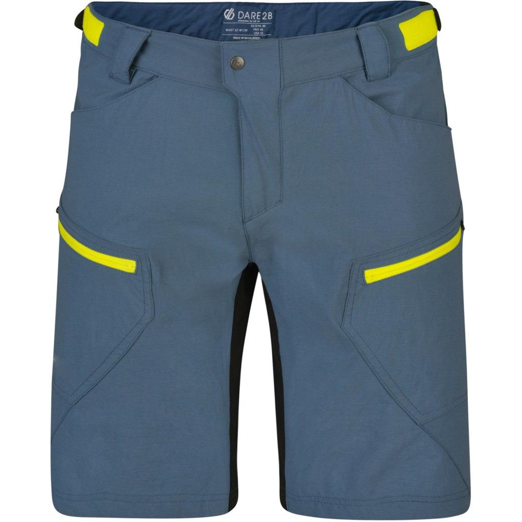 Велошорты мужские Dare 2b Renew Short, цвет: серый. DMJ436-5NT. Размер 32 (46) цена