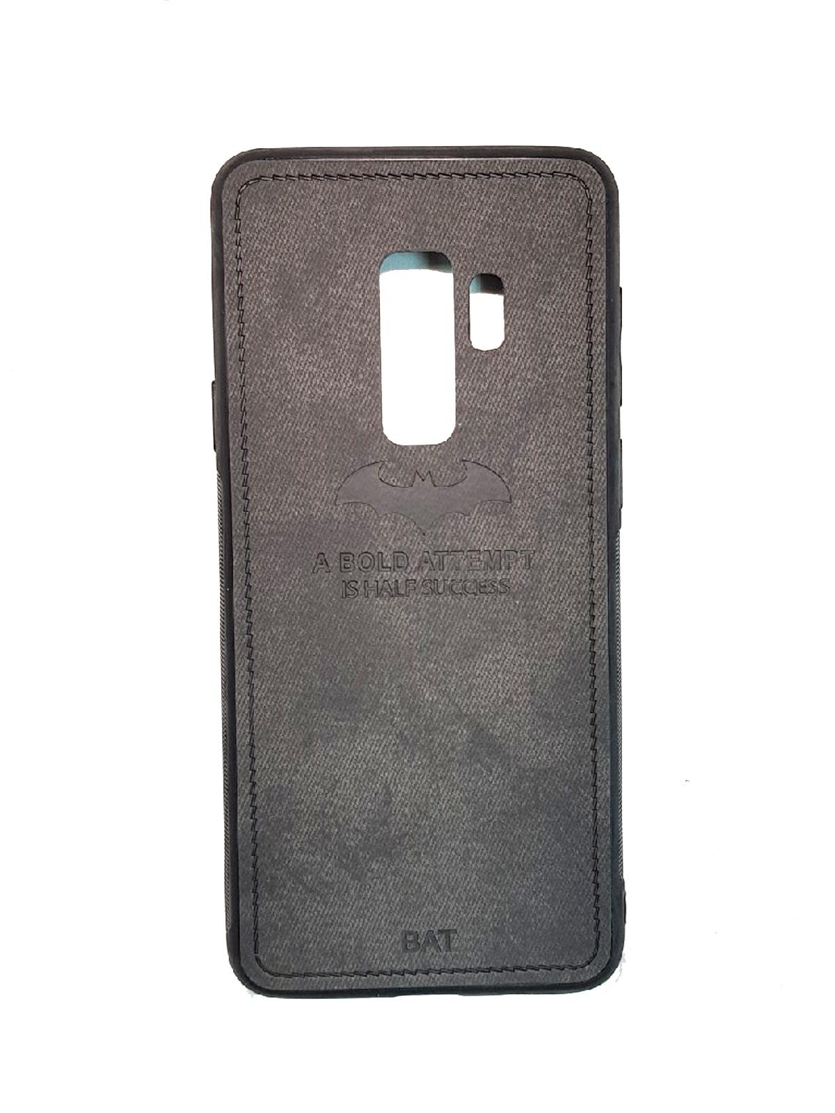 Чехол для сотового телефона Face Idea Samsung S9 Plus, черный