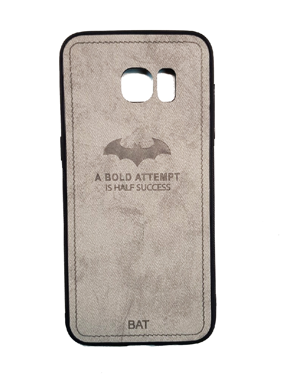Чехол для сотового телефона Face Idea Samsung S7 Edge, серый
