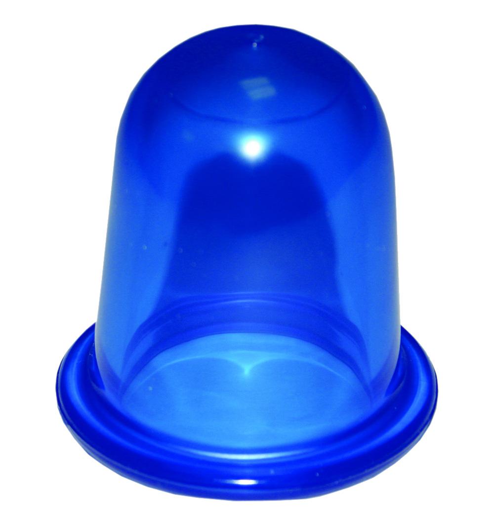 Массажная банка Торг Лайнс ЧУДО-БАНКА (комплект 2 шт.), цвет - синий.