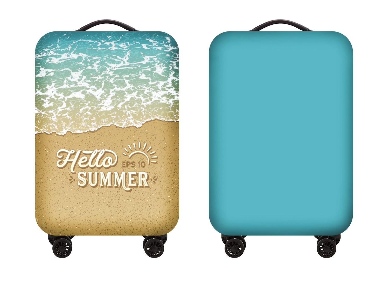 Чехол для чемодана IQ Komfort 1741002