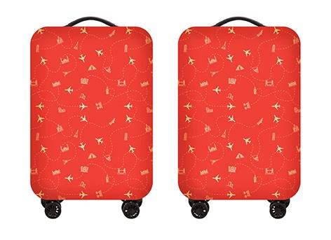Чехол для чемодана IQ Komfort 1741014
