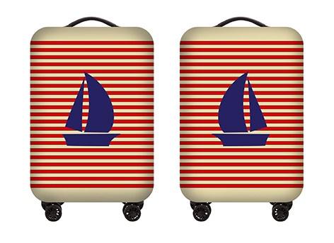Чехол для чемодана IQ Komfort 1741022