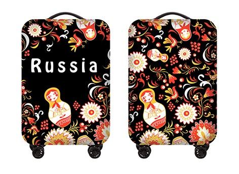 Чехол для чемодана IQ Komfort 1742005