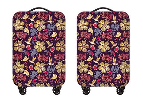 Чехол для чемодана IQ Komfort 1742013