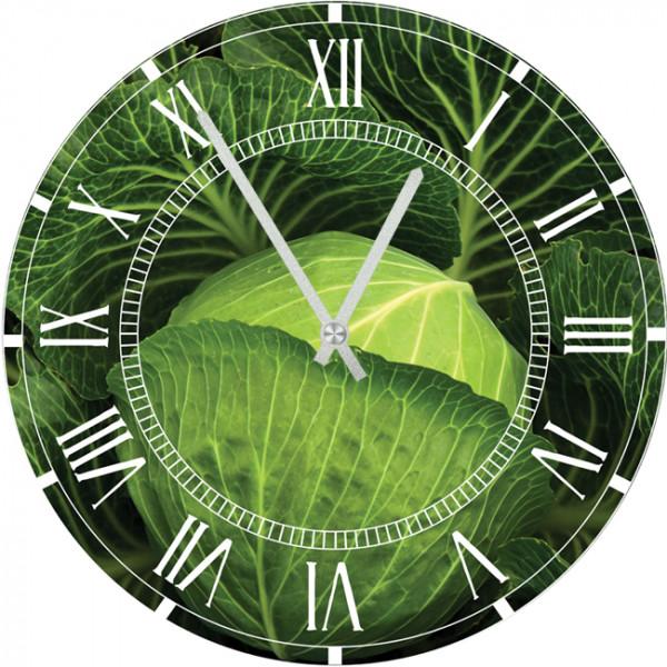 Настенные часы Kitchen Interiors 3001290 пользовательские обои mural 3d wall mural природные пейзажи водопады и зеленое дерево обои для рабочего стола нетканые настенные пок