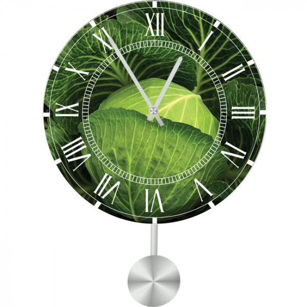 Настенные часы Kitchen Interiors 4011290 пользовательские обои mural 3d wall mural природные пейзажи водопады и зеленое дерево обои для рабочего стола нетканые настенные пок