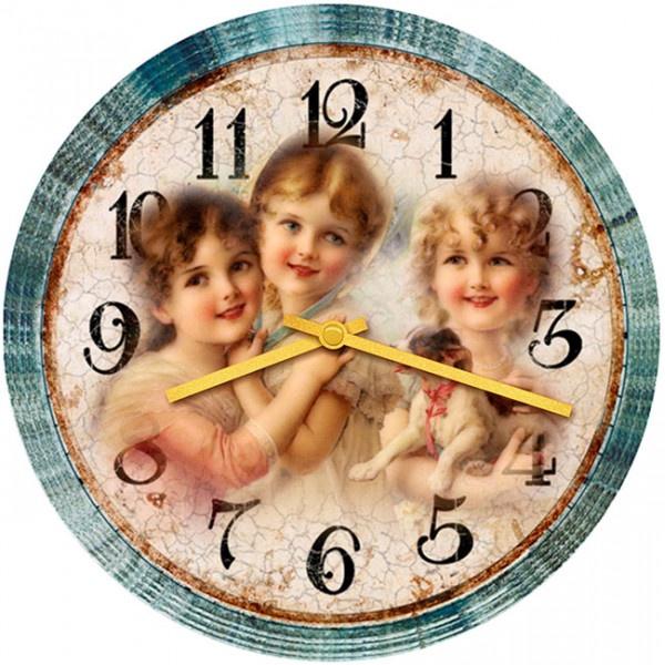 Настенные часы Kids Dream 3501089