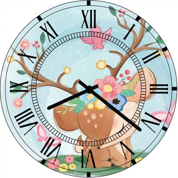 Настенные часы Kids Dream 3001123