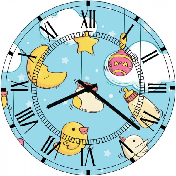 Настенные часы Kids Dream 3501206