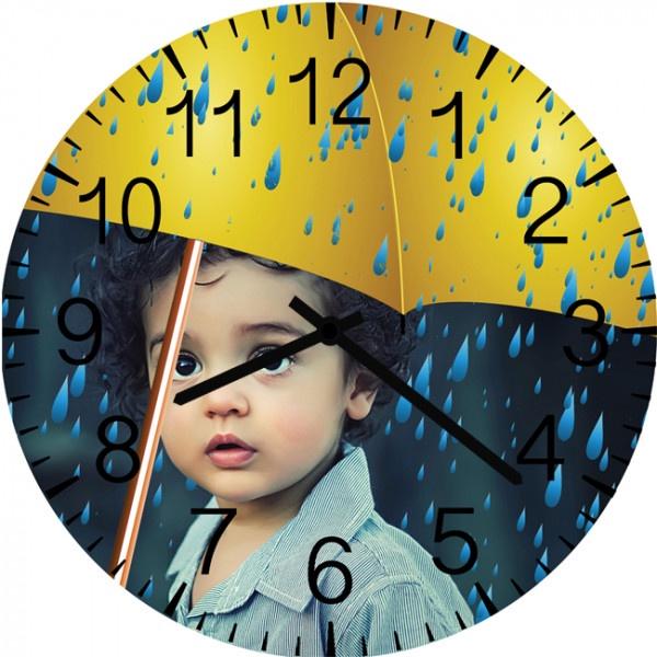 Настенные часы Kitch Interier 3501140 фонтан напольный interier ex 44х110 см восточные мотивы ф336 кор