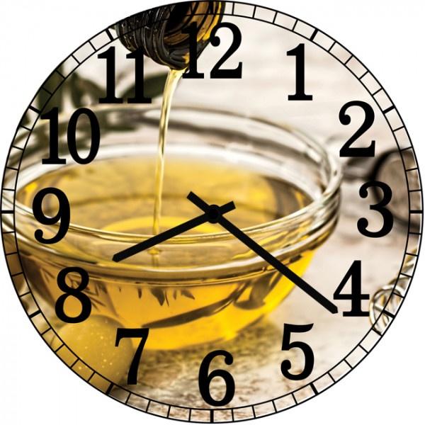 Настенные часы Kitch Interier 3501321 фонтан напольный interier ex 44х110 см восточные мотивы ф336 кор