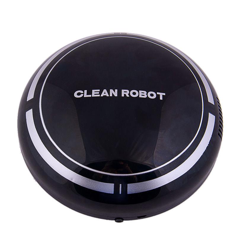 Робот-пылесос JESELVIP robot, черный JESELVIP