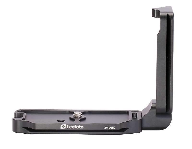 Фото - Угловая штативная площадка L-кронштейн Leofoto LPN-D850N для Nikon D850 meike fc 100 for nikon canon fc 100 macro ring flash light nikon d7100 d7000 d5200 d5100 d5000 d3200 d310