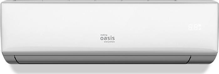 цена Сплит-система инвертор Oasis EL-18, белый в интернет-магазинах