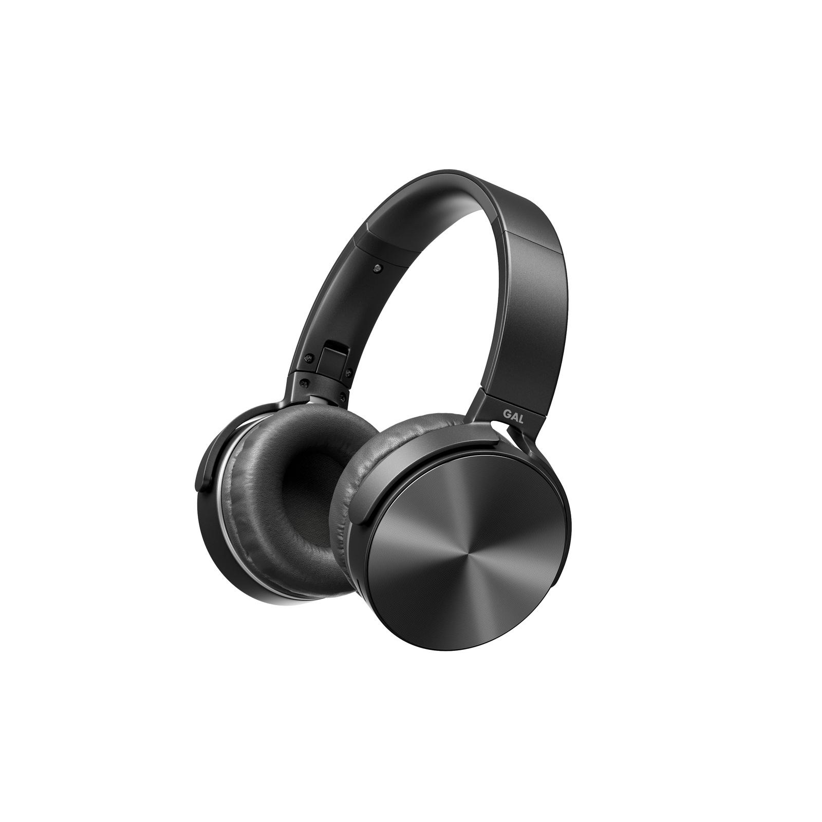 Bluetooth-гарнитура GAL BH-3009черный, черный blue string t2 turbo 2 поколения стерео музыка bluetooth гарнитура универсальная гарнитура белый