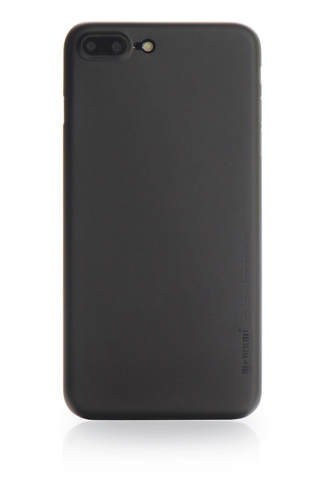 "Чехол для сотового телефона Memumi Ultra Slim Premium пластик 0.3 mm для Apple iPhone 7 Plus/8 Plus 5.5"", серый"