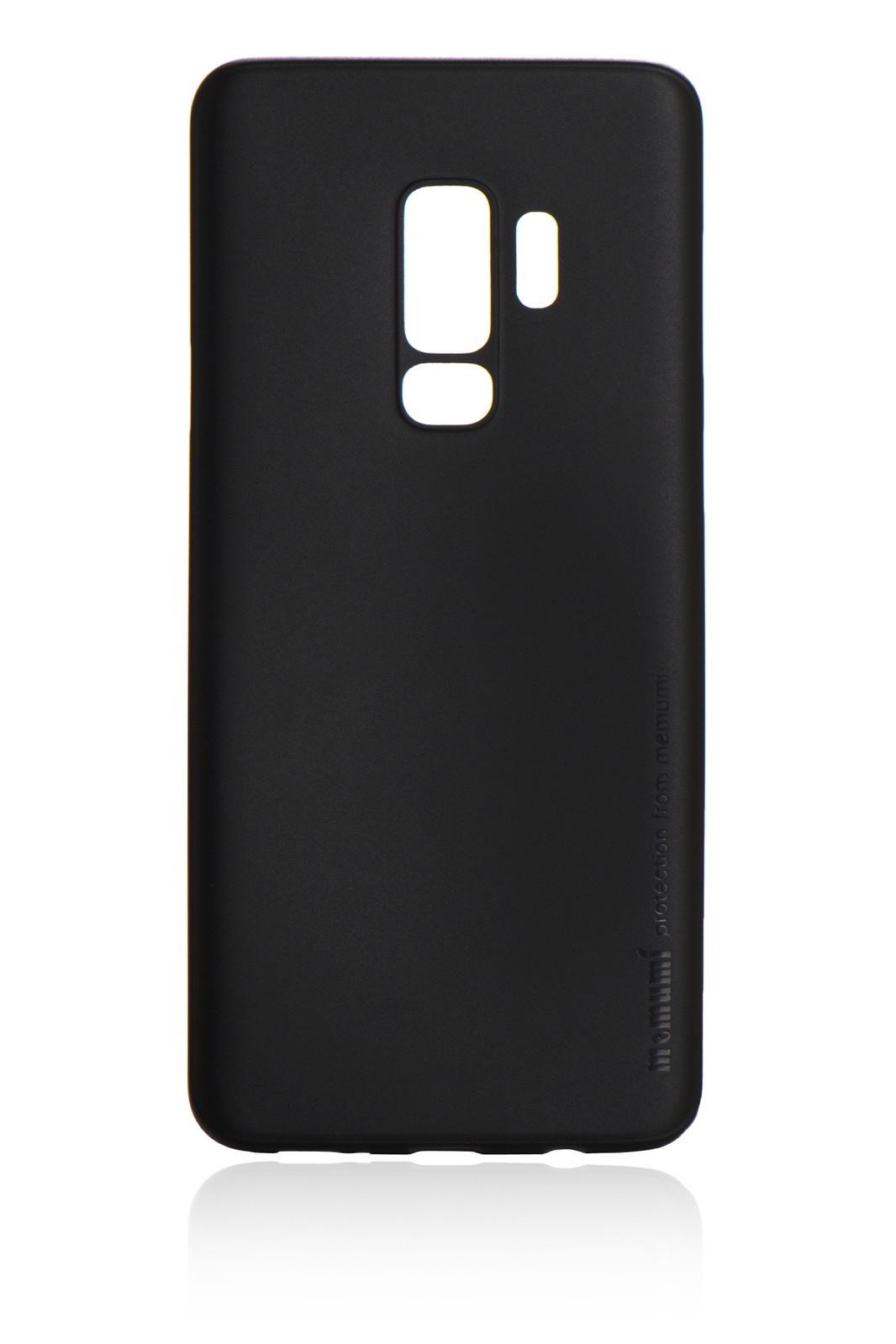 Чехол для сотового телефона Memumi Ultra Slim Premium пластик 0.3 mm для Samsung Galaxy S9 Plus, черный