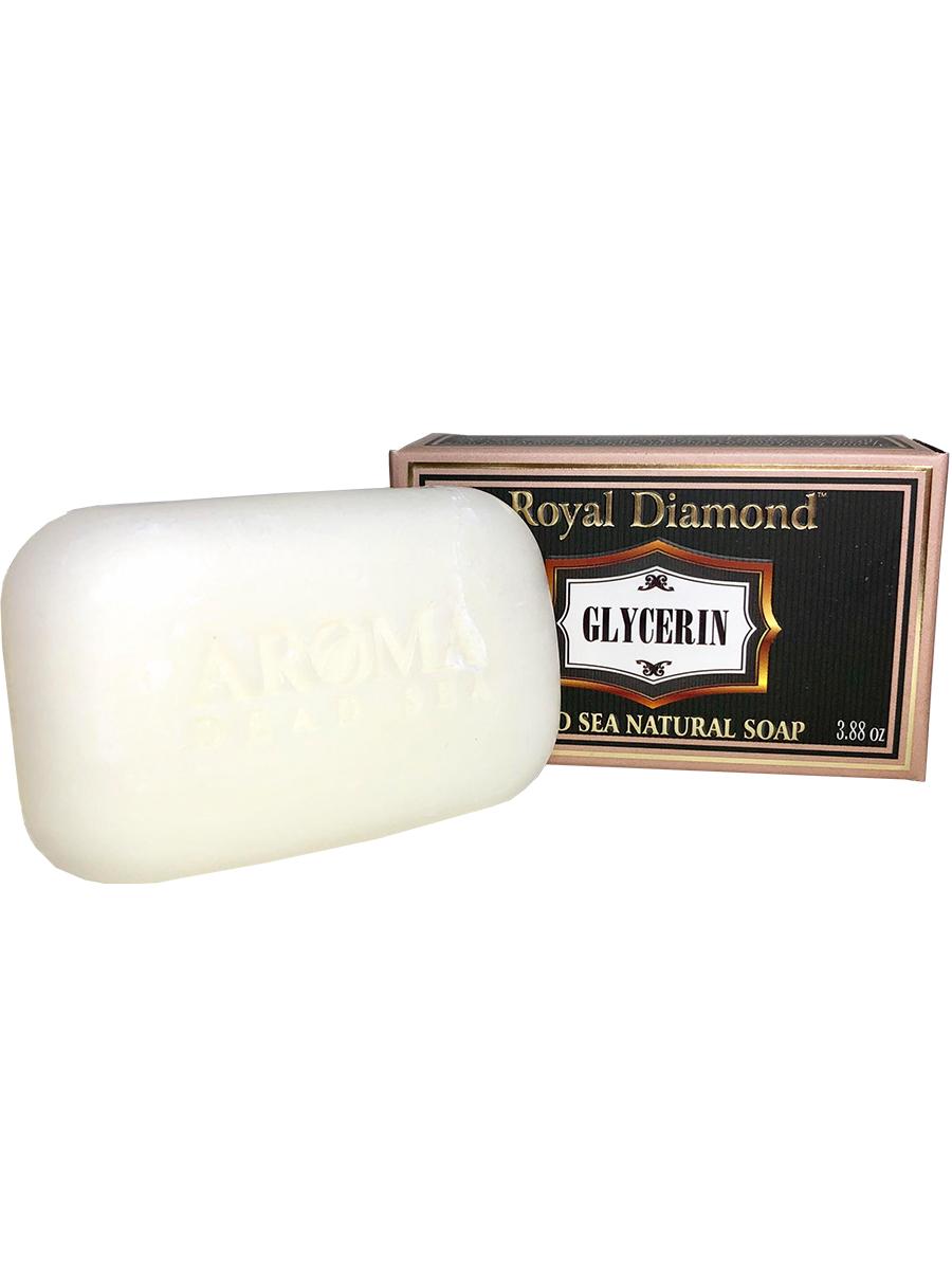 Aroma Dead Sea / Противовоспалительное очищающее мыло для чувствительной кожи с Витаминами и минералами Мертвого моря