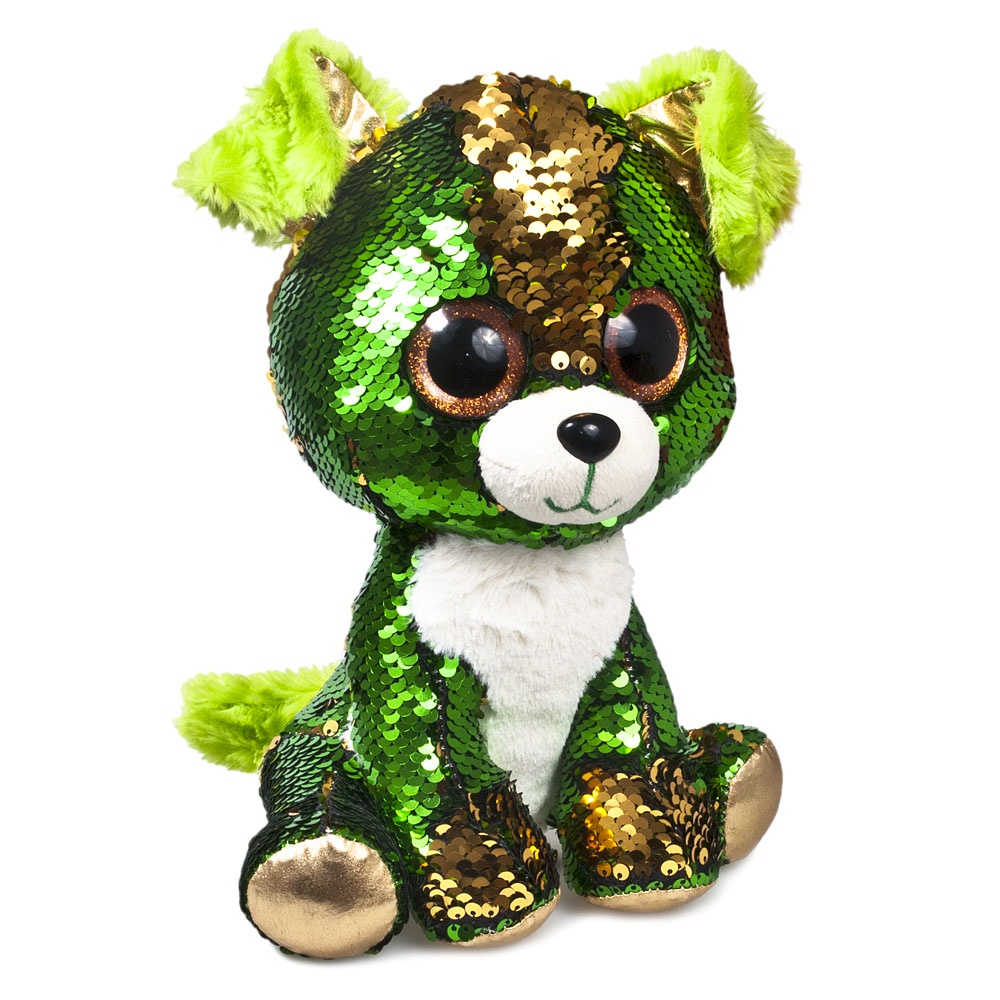 Мягкая игрушка Fancy GMP0P зеленый