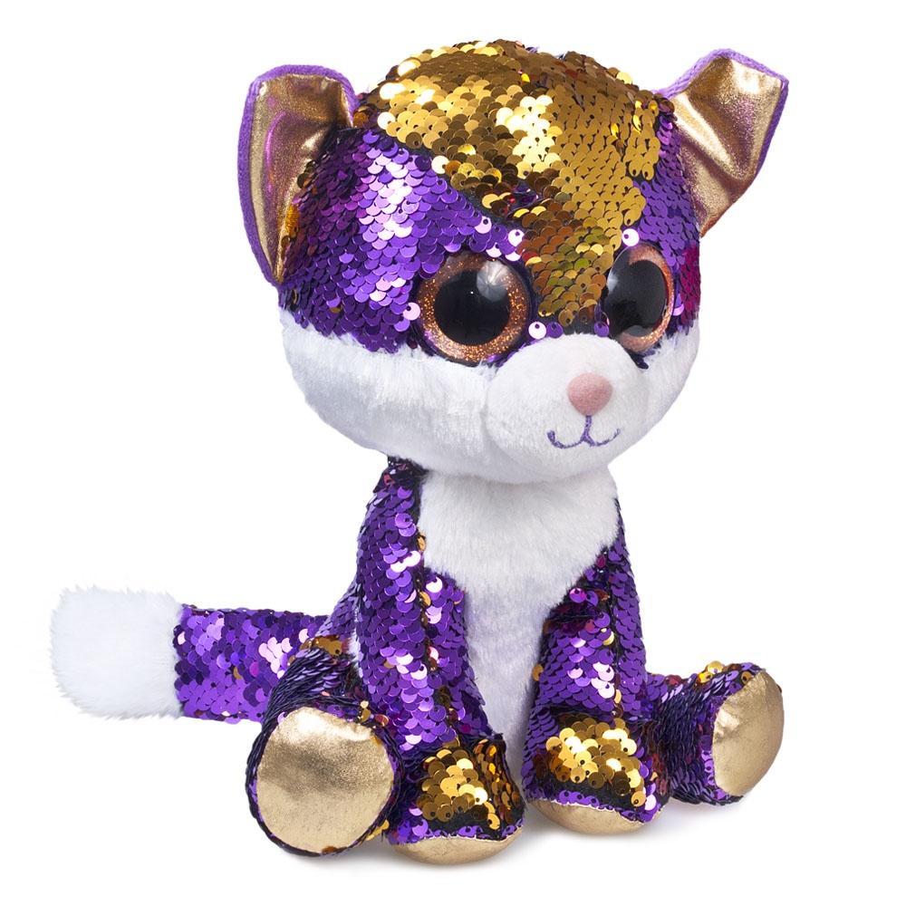 Мягкая игрушка Fancy KGL0P фиолетовый