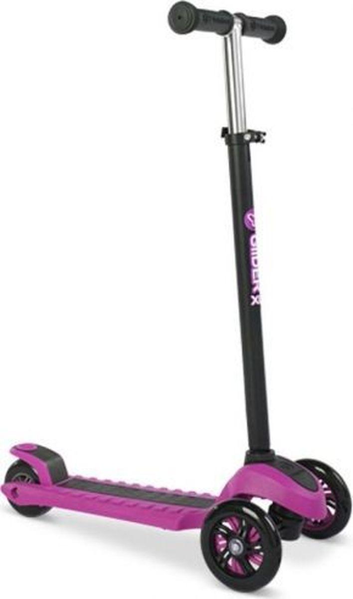 Самокат детский Yvolution Glider XL, 100118, розовый