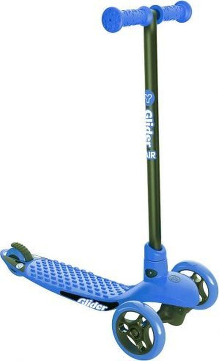 Самокат детский Yvolution Glider Air, 100809, синий