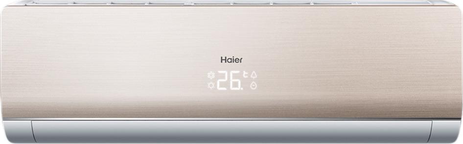 Сплит-система Haier Lightera On-Off HSU-07HNF203/R2-Gold Panel, золотой