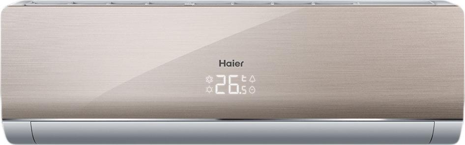 Сплит-система Haier Lightera On-Off HSU-09HNF203/R2-Gold Panel, золотой o2 herbstick vape 2200mah o2 herbstick vaporizer pen