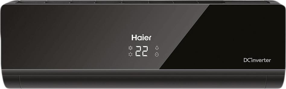 Сплит-система Haier Lightera On-Off HSU-09HNF203/R2-B, черный o2 herbstick vape 2200mah o2 herbstick vaporizer pen