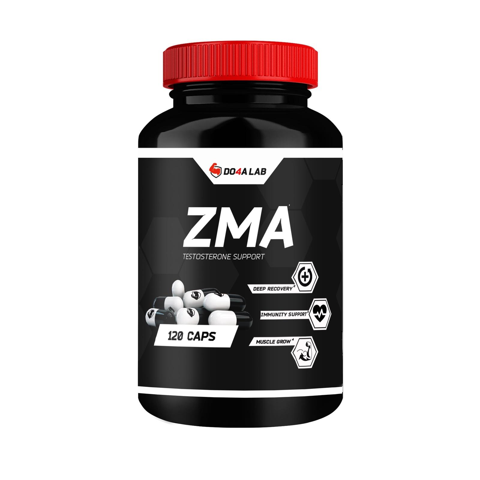 ZMA Do4a Lab DL0055, 100 zma для потенции