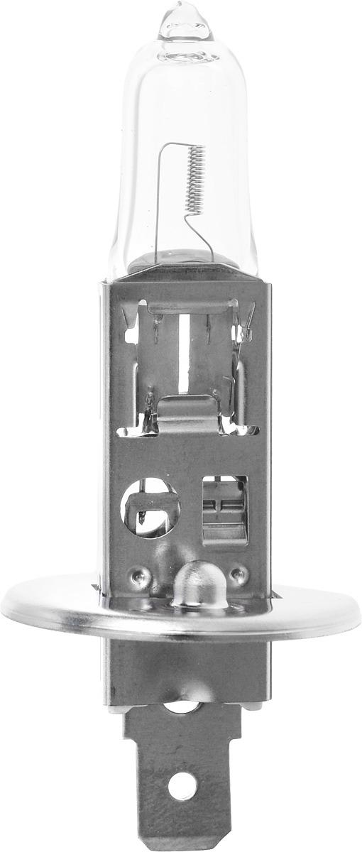 Лампа автомобильная галогенная Osram, для фар, цоколь H1 (P14,5s), 12V, 55W лампа osram h1 55w 12v fog breaker 2 шт