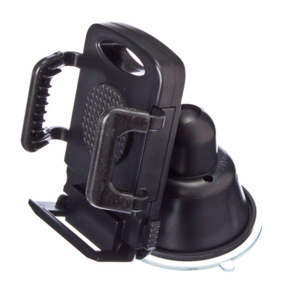 Держатель для телефона New Galaxy, универсальный, на присоске, 768278, черный, 50 - 94 мм чехлы накладки для телефонов кпк daodan kingdom lumia640xl 640xl