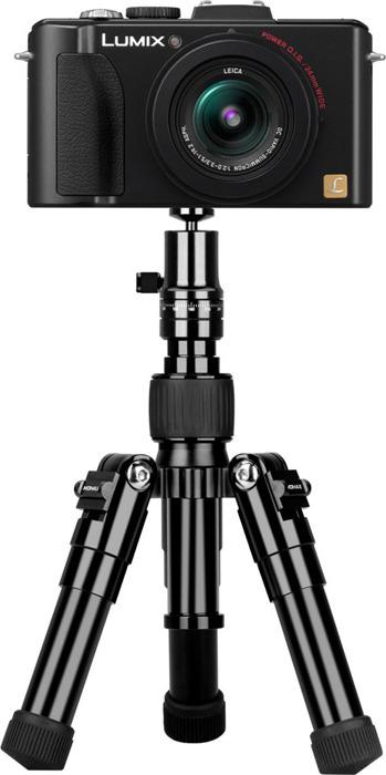 Штатив для прибора Momax Трипод Momax TRIPOD PRO 5, 4894222048065, черный цена и фото