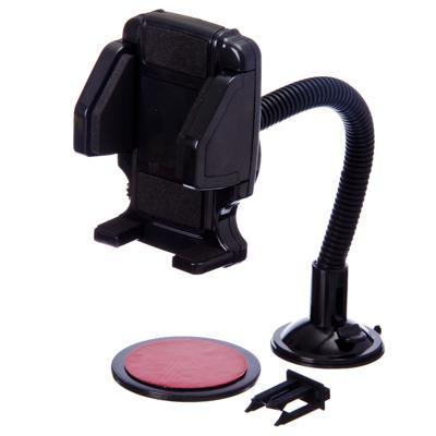 Держатель для телефона N/N, 768362, черный чехлы накладки для телефонов кпк daodan kingdom lumia640xl 640xl
