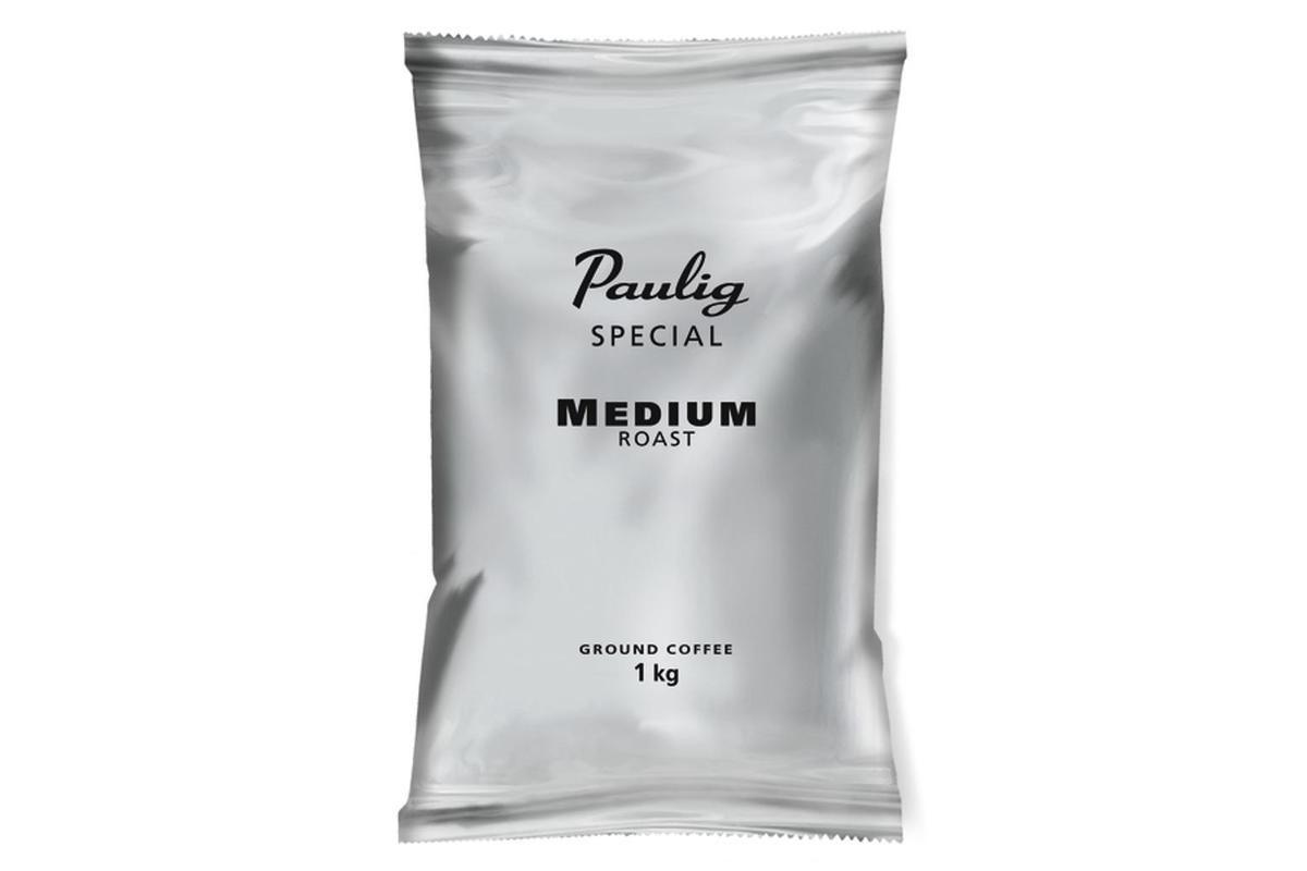 Кофе молотый Paulig 00000001877, 1000 paulig classic кофе молотый 250 г