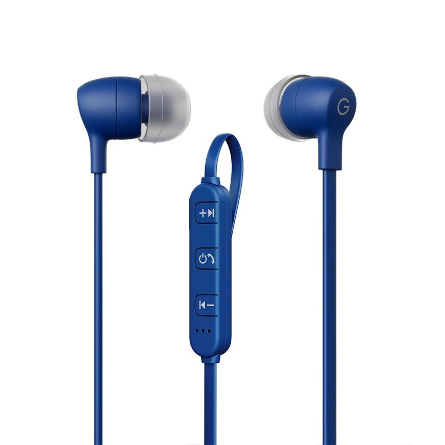 Наушники Bluetooth беспроводные с микрофоном GAL BH-2006BL nokia bh 109 ice гарнитура bluetooth
