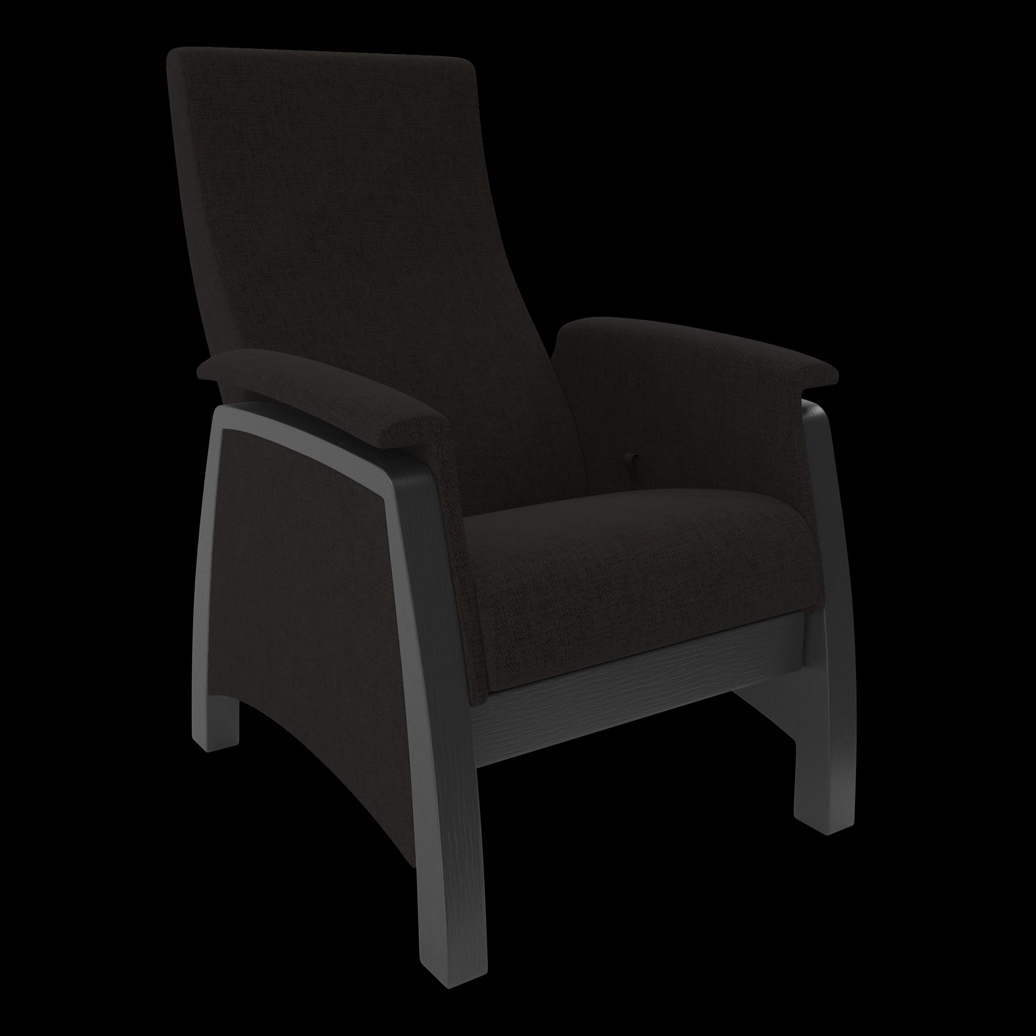 Кресло-качалка Balance 1, темно-коричневый