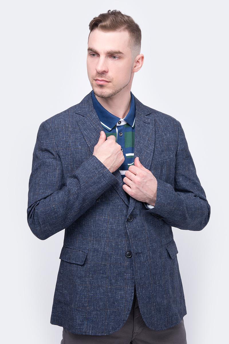 Пиджак TRUSSARDI JEANS пиджак trussardi jeans trussardi jeans tr016emdobx8