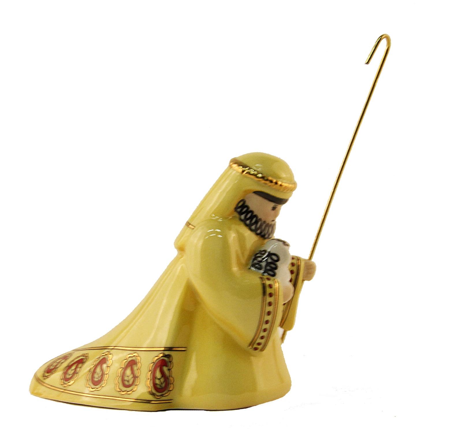 Статуэтка Faberge OC33720, желтый, красный, белый