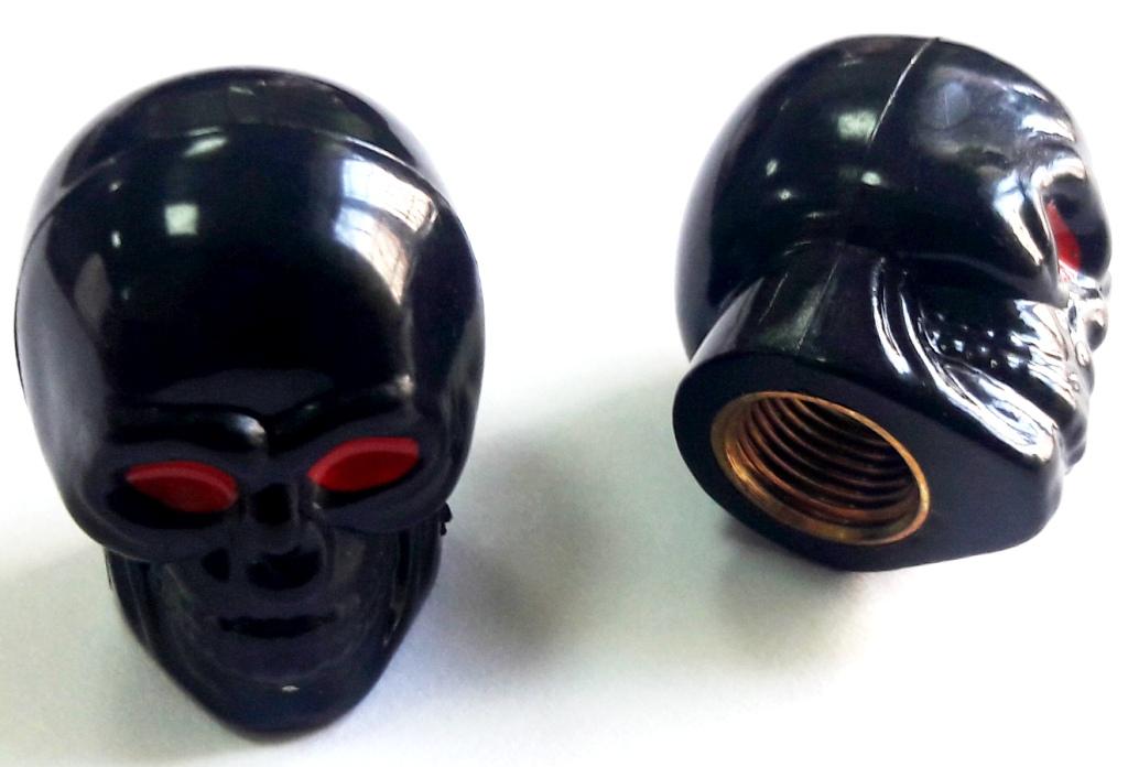 Колпачки на ниппеля Mashinokom KNV 022V, черный колпачки mashinokom knv 009 2 черный