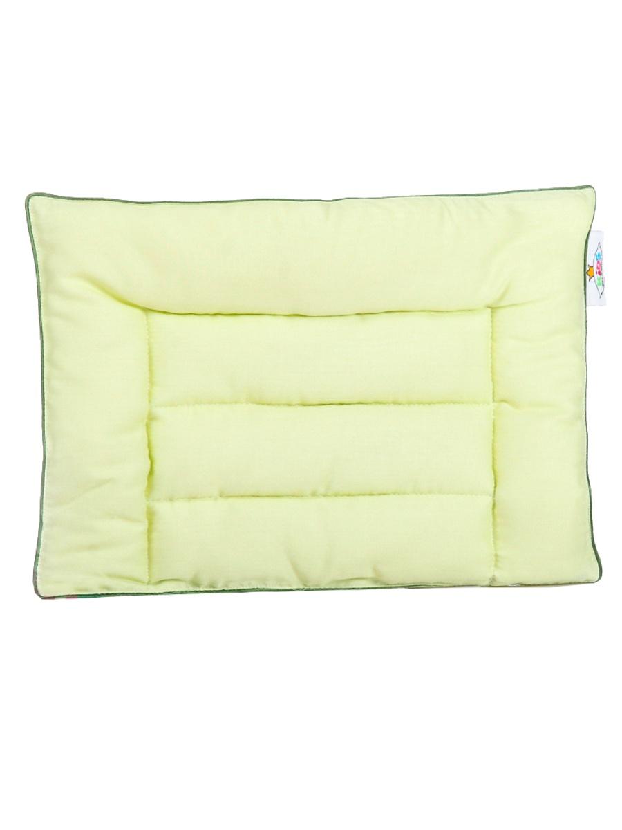 Детская подушка Rich Line Home Decor Бамбуковая нежность 333, светло-зеленый