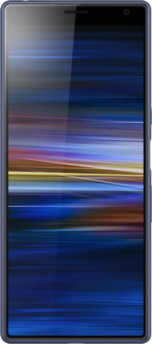 Смартфон Sony Xperia 10 Plus 64 GB, темно-синий
