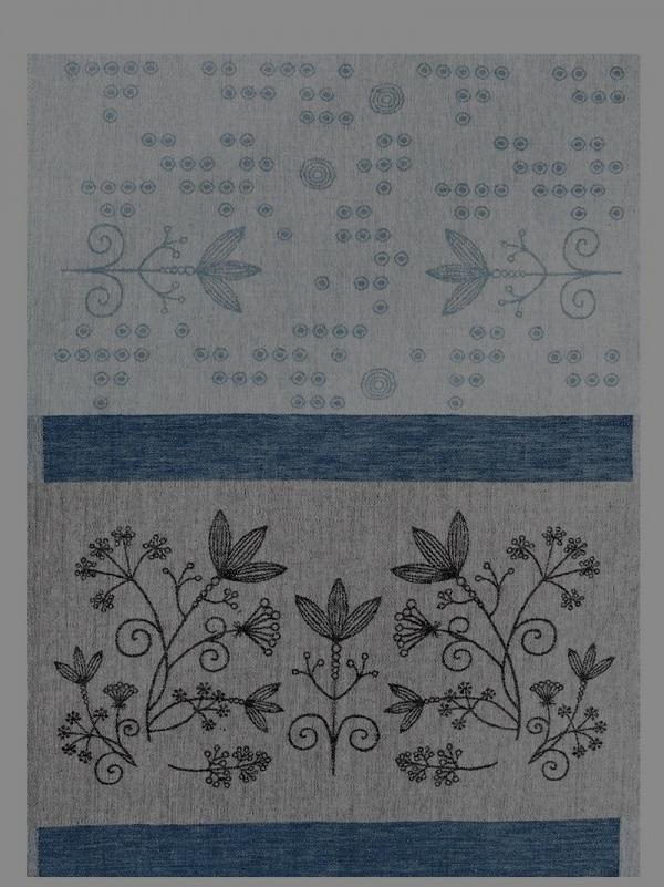 Полотенце кухонное Белорусский лен 17с102/Травы/серый, серый, голубой рамазан абдулатипов мой белорусский народ