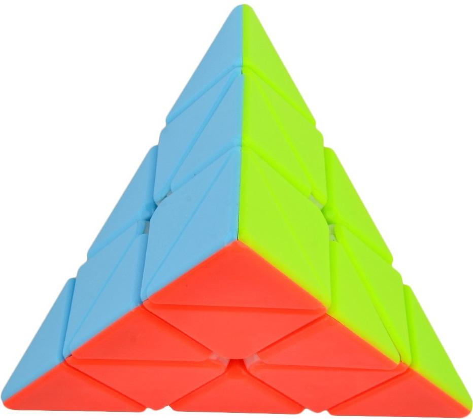 Головоломка EdiToys Кубик Рубика Треугольник (Пирамида Маффета) головоломка magic cube 002610